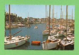 CPSM PM  FRANCE  44  ~  LA BAULE - LE POULIGUEN  ~  249  Le Port De Plaisance  ( Jansol Dentellée 1968 ) - La Baule-Escoublac