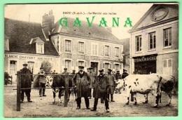 28 BROU - Le Marché Aux Vaches - France