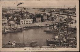 DUNKERQUE - Le Port Et L´Avant Port - Dunkerque