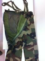 Pantalon Surpantalon Militaire Gore-tex Neuf Paul Boyé 1999 112 C (T56) - Uniforms