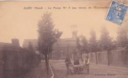 AUBY La Fosse N°8 Des Mines De L'Escarpelle - Auby