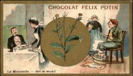 CHROMOS - FELIX POTIN - Chocolat - Félix Potin