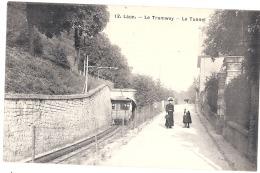 LAON Le Tramway Le Tunnel  Neuve  Excellent état - Laon