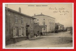 54 - BENAMENIL -- Maison GODOT - France