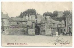 Belgique - Antoing - Entrée Du Chateau - Antoing