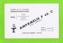 BUVARD AMPAMELIS - Produits Pharmaceutiques