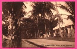 Léopolville - Avenue Du Roi Souverain - E. NOGUEIRA - NELS - 1929 - Kinshasa - Léopoldville