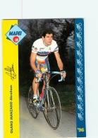 Abraham OLANO MANZANO . 2 Scans. Mapei - Cyclisme