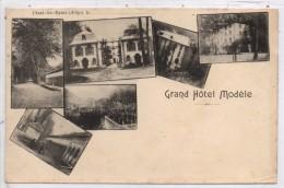 09 - USSAT LES BAINS  - Grand Hôtel Modèle - Francia
