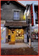 """CPM 91 VIRY-CHATILLON - """"LA BOITE à IMAGES"""" (magasin De Photographe - Photographie) ° éditions Dubray * Photo Pub - Viry-Châtillon"""
