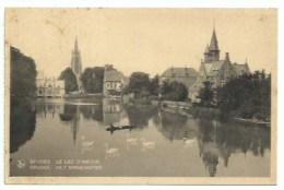 Belgique - Bruges - Le Lac D'amour - Brugge