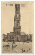 Belgique - Bruges - Le Beffroi - Brugge