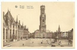 Belgique - Bruges - Grand' Place - Brugge