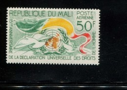 MALI POSTFRIS MINT NEVER HINGED POSTFRISCH EINWANDFREI NEUF SANS CHARNIERE YVERT AERIENNE 21 - Mali (1959-...)