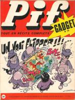 Pif Gadget N° 99 De Janv 1971 - Avec Gai-Luron, Couik, Nestor, Pifou, Léo, Horace, Teddy Ted, Rahan. Revue En BE - Pif & Hercule