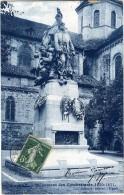 46  FIGEAC  -  MONUMENT DES COMBATTANTS - Figeac