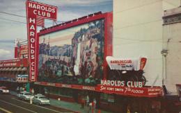 RENO HAROLD'S CLUB - Reno