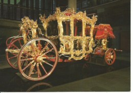 The Lord Mayor's State Coach 1757 - Cartoline