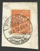 Germany, 150 Pf. 1921, Sc # 148, Mi # 169, Used, Eichicht. - Germany