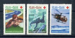 1966 FINLANDIA SERIE COMPLETA **
