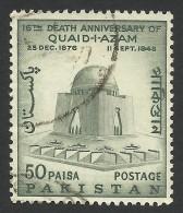 Pakistan, 50 P. 1964, Sc # 210, Mi # 212, Used. - Pakistan