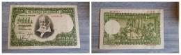 BANKNOTE:  ESPAÑA 1000 PESETAS 31 DICIEMBRE 1951 CIRCULADO - [ 3] 1936-1975 : Regency Of Franco