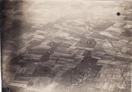 Photo Aérienne 1915 BIXSCHOOTE (Bikschote, Langemark-Poelkapelle) - Une Vue, Tranchées (A139, Ww1, Wk 1) - Langemark-Poelkapelle