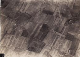 Photo Aérienne 1915 STEENSTRAAT (Bikschote, Zuidschote, Langemark-Poelkapelle) - Une Vue, Tranchées (A139, Ww1, Wk 1) - Langemark-Poelkapelle