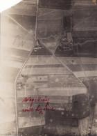 Photo Aérienne 1915 LIZERNE (Zuidschote, Langemark-Poelkapelle) - Une Vue, Tranchées, Trous D'obus (A139, Ww1, Wk 1) - Langemark-Poelkapelle