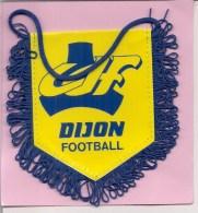 Fanion  Tissu -  Football    -  DIJON - Apparel, Souvenirs & Other