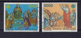 4961 ) Free Shipping To //  Vatican 1983 World Communications Year Used - Vatican
