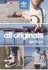 ADIDAS ALL ORIGINALS GET IT ON CARTE POSTALE PUBLICITAIRE REPUBLICA ARGENTINA AÑO 2012 - Mode