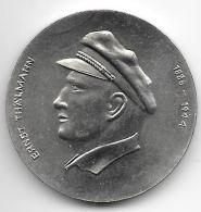*DDR Medaille Ernst Thalmann1886-1944 - Allemagne