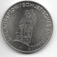 *DDR Medaille  Berlin-Trepow ND - Allemagne
