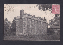 Vente Immediate Hauteville (Marne 51) - Le Chateau (cad Larzicourt Vers Mussey Meuse  A. Gauthier ) - Other Municipalities