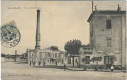 Gard : Alès, Usine Electrique - Alès