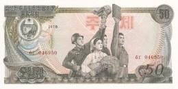 NORTH  KOREA  Central Bank.  1978 - Korea, Noord