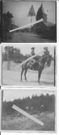 Wavrille Meuse Argonne Mai 1916 Occupation Allemande Soldats Officiers Du I.R92 Village Habitations 8 Photos 14-18 Ww1 - War, Military