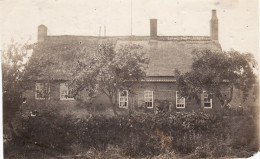 Photo Juin 1915 SCHAEP-BAILLIE (Schaap-Balie Près Langemark-Poelkapelle) - Quartier Allemand, Soldats (A139, Ww1) - Langemark-Poelkapelle