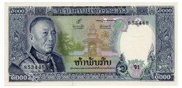 LAOS 5000 KIP ND(1975) Pick 19a Unc - Laos