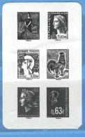 FRANCIA - Republique Au Fil De Timbre - - Libretti