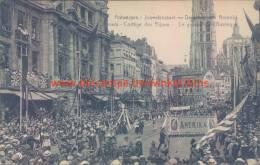 1923 Juwelenstoet De Groep Van Amerika - Antwerpen