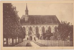 YVETOT Chapelle De L'Hospice - Yvetot
