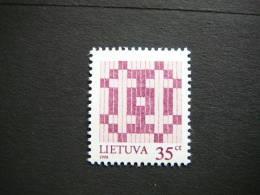 Lietuva Litauen Lituanie Litouwen Lithuania 1998 MNH # Mi. 670 Definitive Issue.Double Cross. - Lithuania