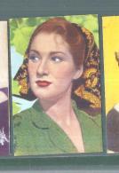 DORIS DOWLING-FIGURINA N-239-,ARTISTI DEL CINEMA..CASA EDITRICE ASTRA.1951 - Cinema & TV