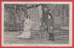CPA * PARIS * Théâtre De LA GAITÉ * 1904 * LA MONTANSIER * Acte IV  * Plan SUP *  Voir Scan Recto/verso - Teatro
