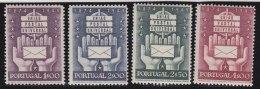 Portugal       Michel    740/743            *                  Mint-hinged  /   Ongebruikt - Ongebruikt