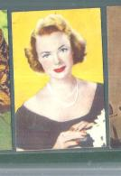 JUNE LOCKHART-FIGURINA N-125-,ARTISTI DEL CINEMA..CASA EDITRICE ASTRA.1951 - Cinema & TV