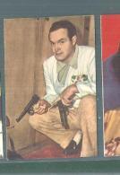 BOB HOPE-FIGURINA N-123-,ARTISTI DEL CINEMA..CASA EDITRICE ASTRA.1951 - Cinema & TV