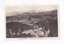66 CPA  Font Romeu L'Ermitage Vu Du Calvaire   N°1 TBE - Andere Gemeenten